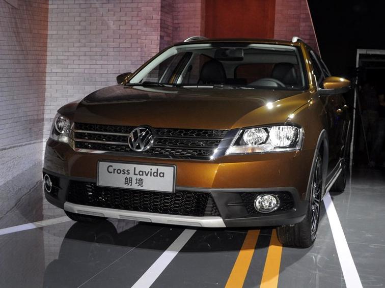 朗境 2014款 1.4TSI DSG车展活动图片