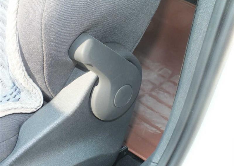 桑塔纳·尚纳 2015款 1.4L 手动风尚版车厢座椅图片
