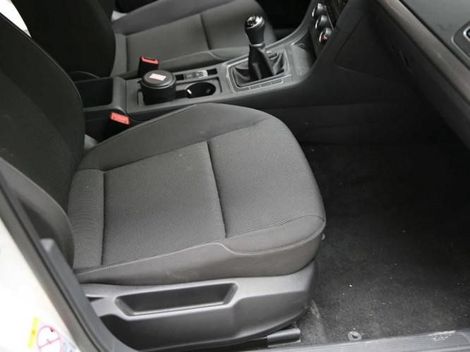 高尔夫 2014款 1.6L 手动时尚型车厢座椅图片