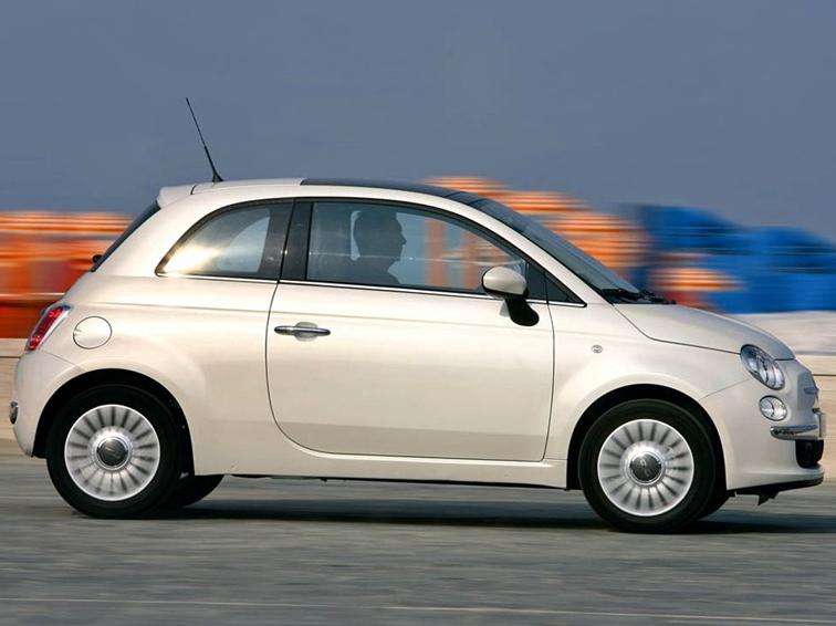 菲亚特500 2011款 1.4L 尊享版图片