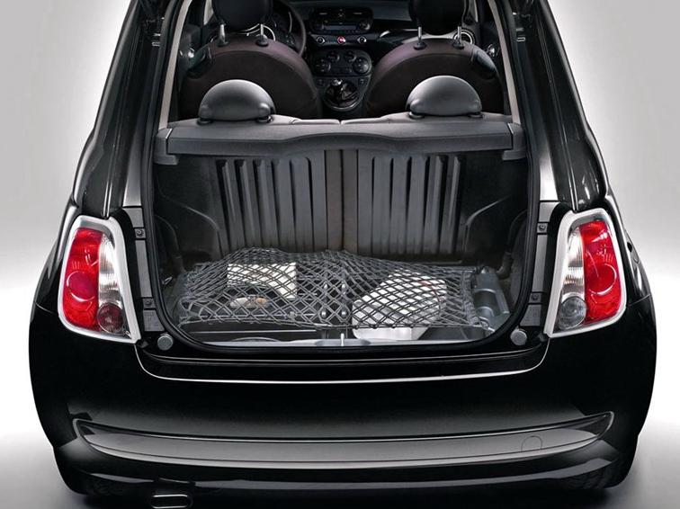 菲亚特500 2011款 1.4L 尊享版车厢座椅图片