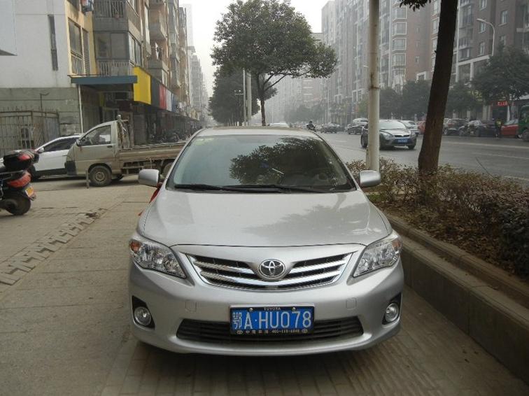 卡罗拉 2011款 1.8L 手动GL-i图片3