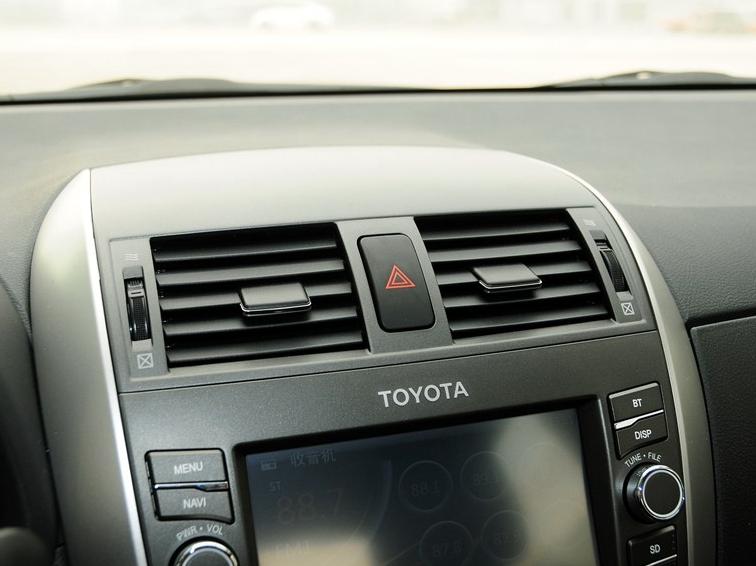 卡罗拉 2013款 特装版 1.6L 自动至酷型GL图片8