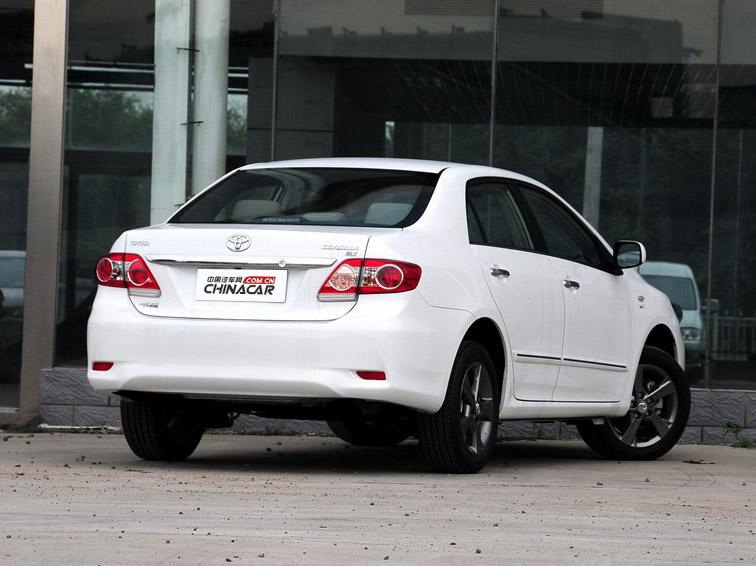 卡罗拉 2013款 特装版 1.8L CVT至酷版GL-i图片