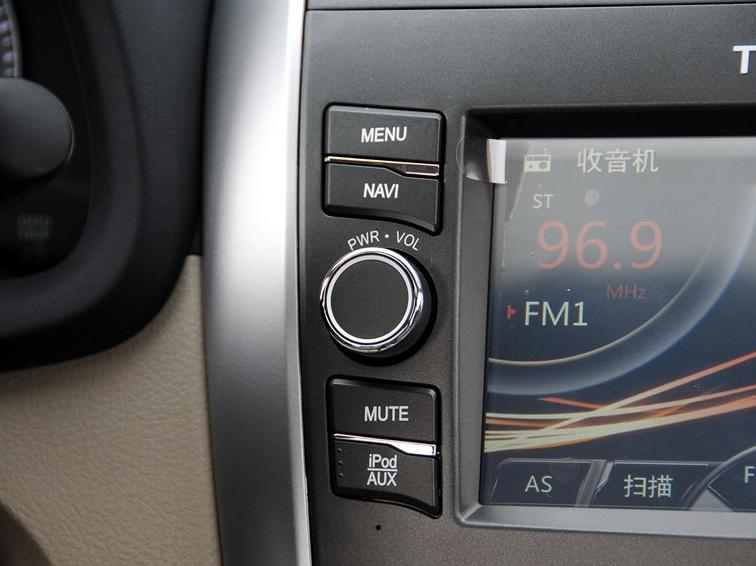 卡罗拉 2013款 特装版 1.8L CVT至酷版GL-i图片10