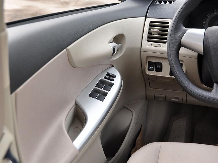 卡罗拉 2011款 1.8L CVT GL-i图片10