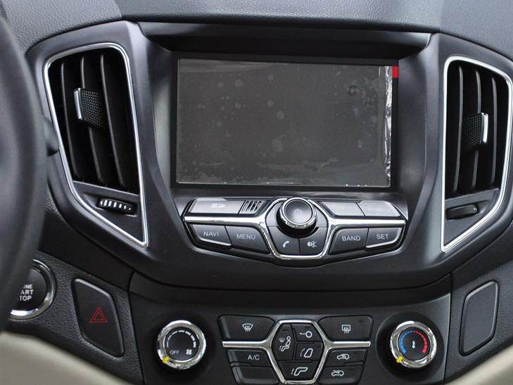 瑞虎5 2014款 2.0l 手动家悦版中控方向盘图片