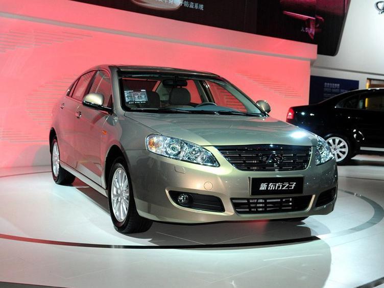 东方之子 2012款 1.8L 手动俊雅版