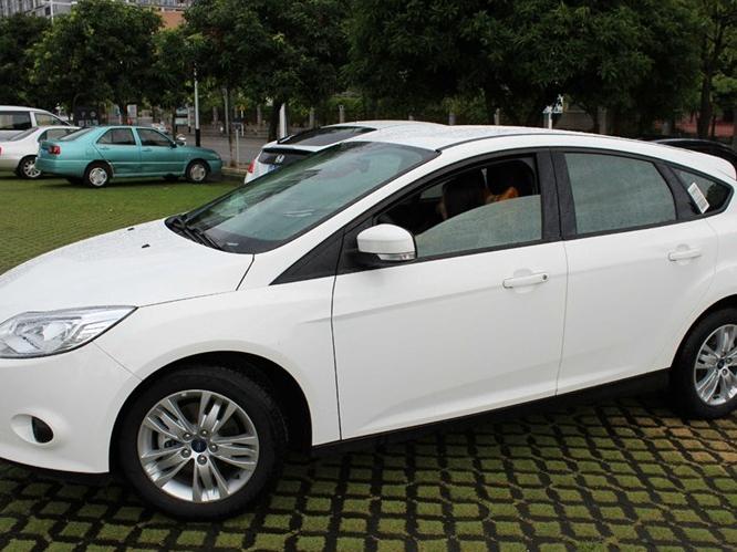 福克斯 2012款 两厢 1.6L AT舒适型图片7