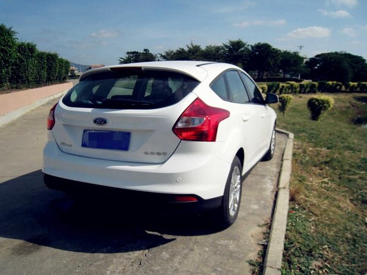 福克斯 2012款 两厢 1.6L AT舒适型图片5
