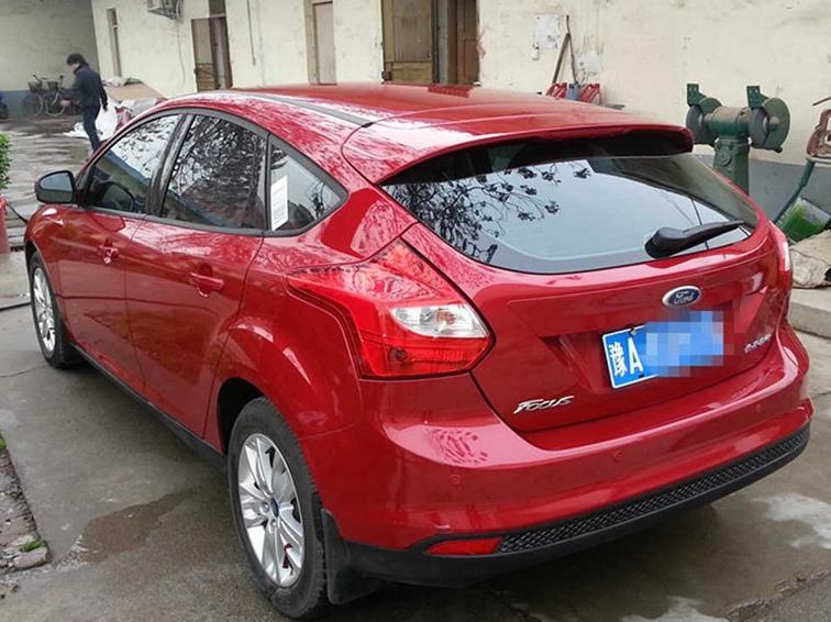 福克斯 2012款 两厢 1.6L AT舒适型图片3