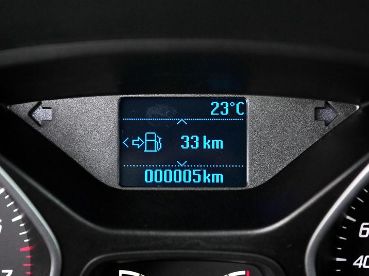 福克斯 2012款 两厢 1.6L MT风尚型图片9