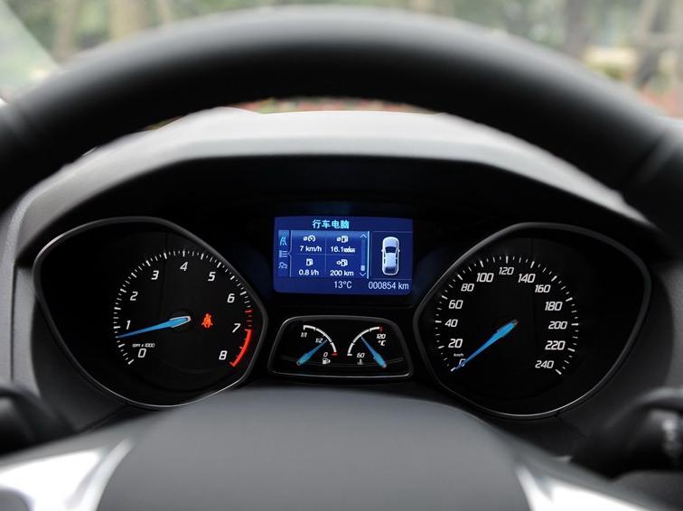 福克斯 2012款 两厢 2.0L MT豪华运动型图片10