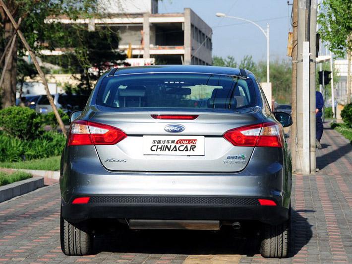 福克斯 2012款 三厢 1.6L AT风尚型图片9