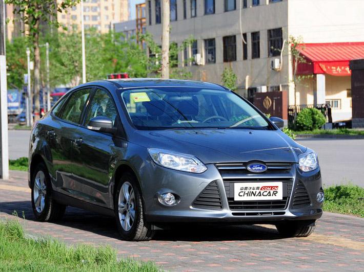 福克斯 2012款 三厢 1.6L AT风尚型图片3