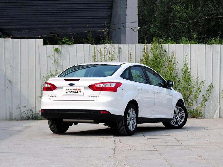 福克斯 2012款 三厢 1.6L AT舒适型图片