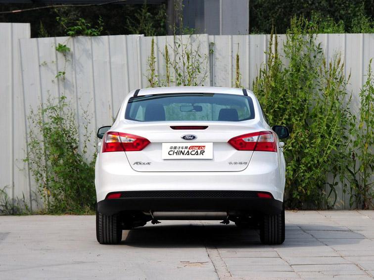 福克斯 2012款 三厢 1.6L AT舒适型图片8