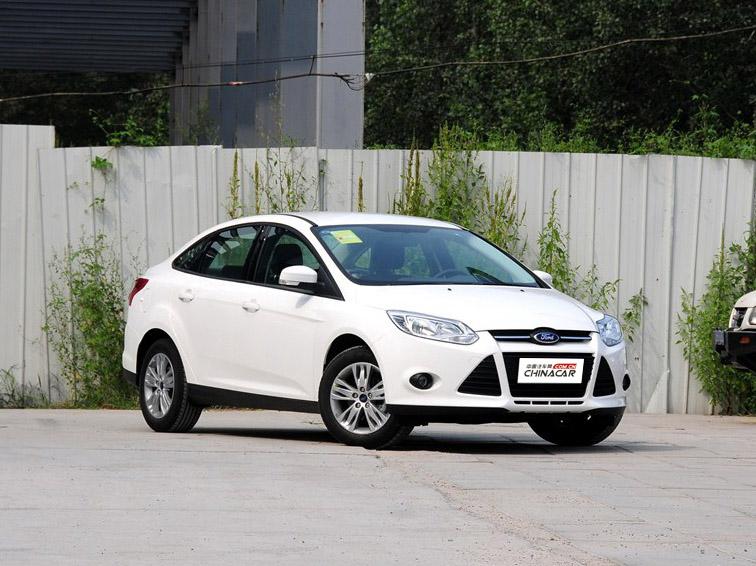福克斯 2012款 三厢 1.6L AT舒适型图片5