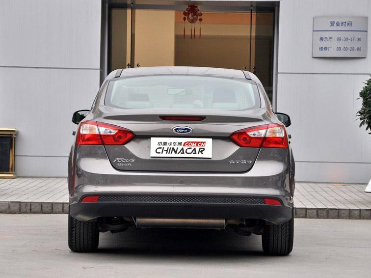 福克斯 2012款 三厢 1.6L AT尊贵型图片