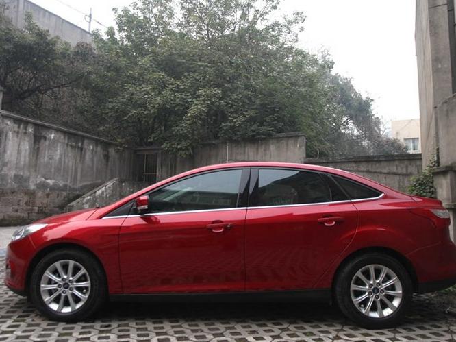 福克斯 2012款 三厢 1.6L AT尊贵型图片9