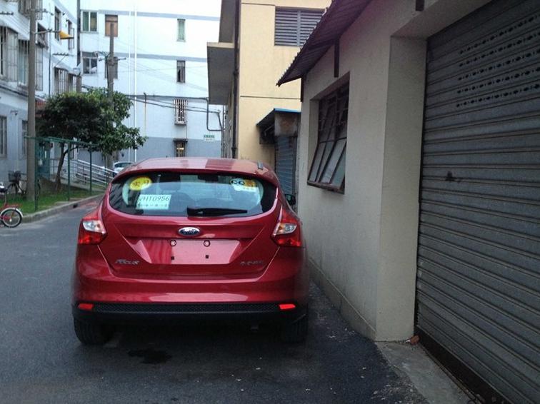 福克斯 2012款 三厢 1.6L MT舒适型图片5