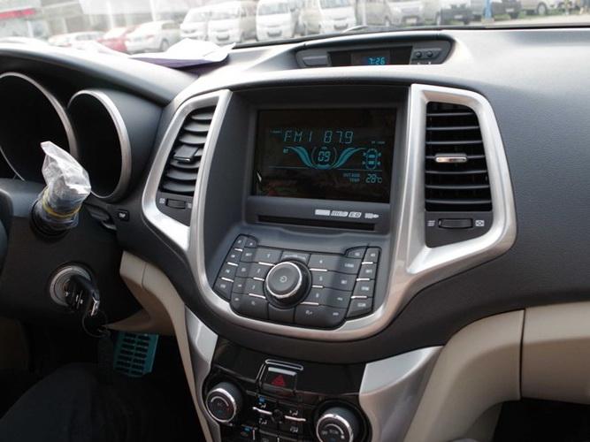 逸动 2013款 1.6L 自动精英型 京V图片6