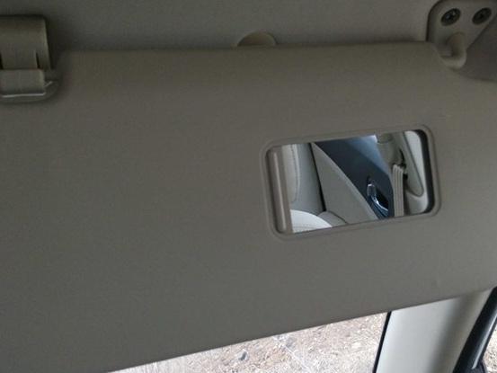逸动 2014款 1.6L 手动豪华型车厢座椅图片