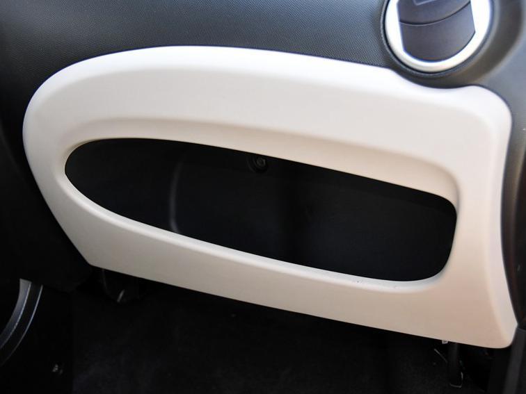 奔奔MINI 2012款 1.0L 手动导航版图片10