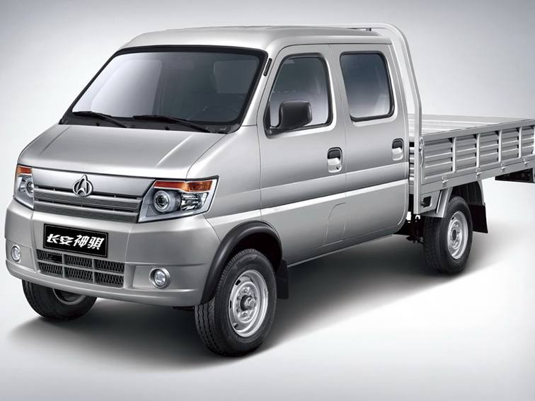 神�U 2012款 1.8T柴油�p排SC1035SB3�D片