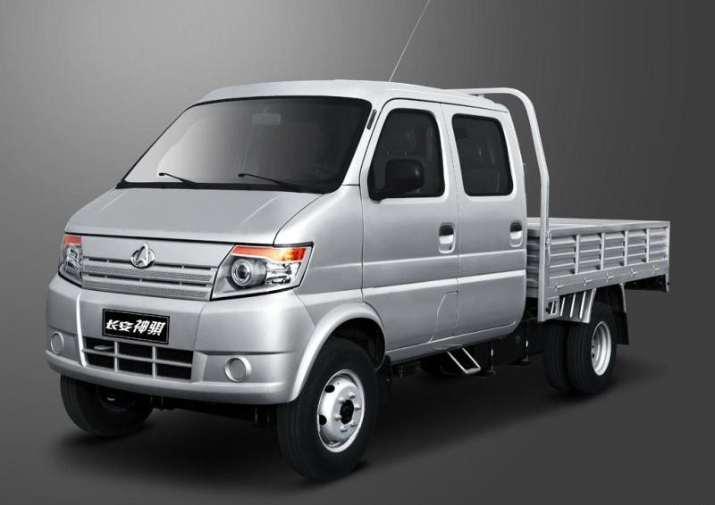 神骐 2015款 1.3L汽油双排载货车标准型SC1035SK4图片