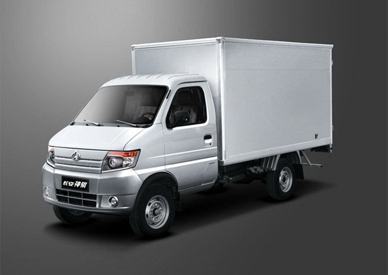 神骐 2015款 1.3L汽油单排厢式运输车C2D6图片