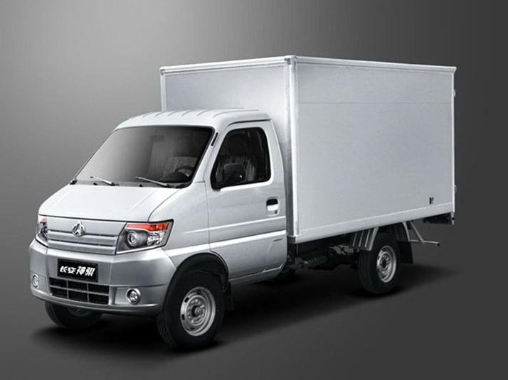神骐 2015款 1.3L CNG汽油厢货DAM13R图片