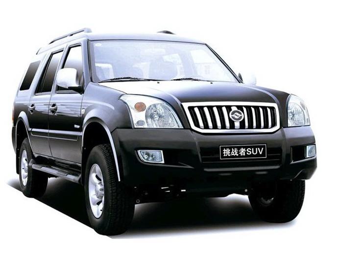 挑战者SUV 2010款 2.0L 两驱DD6490A