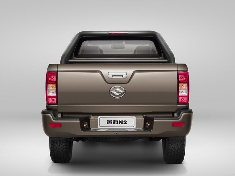 黄海N2 2015款 2.8T四驱柴油 至尊版图片3