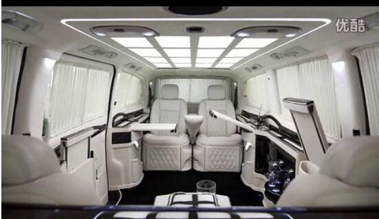 全自动超级豪华房车