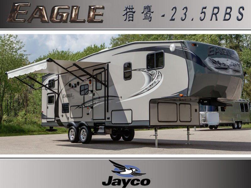 2014款美国Jayco拖挂A型猎鹰-23.5RBS房车