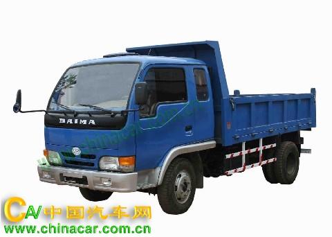 中国汽车网 农用车 白马农用车 bm5815pd白马自卸农用车图片