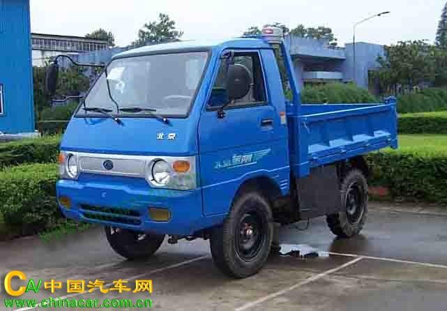 BJ1405D2型北京牌自卸低速货车基本资料-BJ1405D2北京牌自卸低高清图片