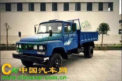 南骏牌农用车图片系列|NJP2820CPD型南骏牌自卸低速货车图片2-高清图片