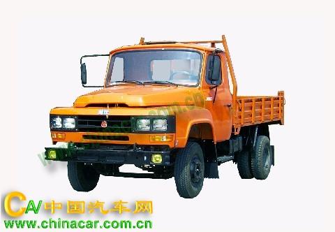 LJ4010CD型龙江牌自卸低速货车基本资料-LJ4010CD龙江牌自卸低高清图片