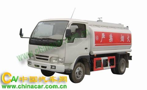LD2815G型联达牌罐式运油低速货车图片1