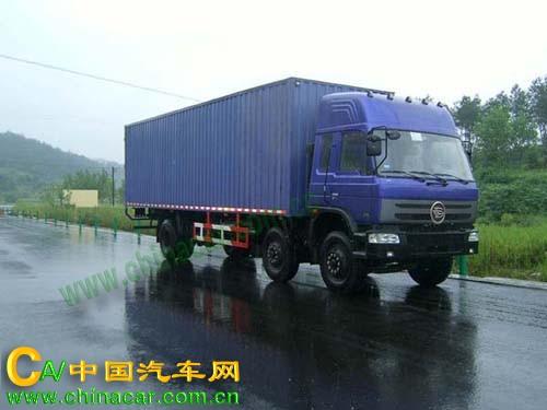 铜江牌TJX5201XXY型厢式运输车图片