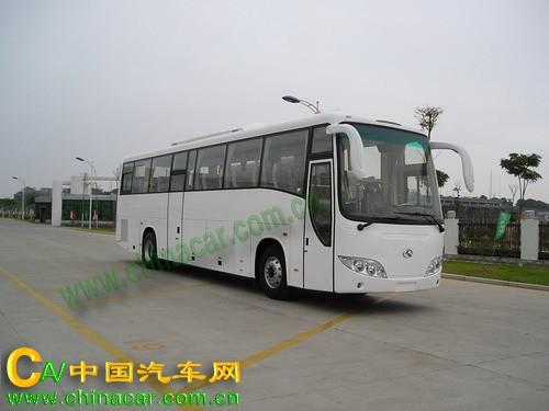 金龙牌XMQ6122CSW型旅游客车图片2