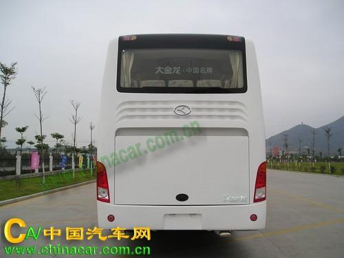 金龙牌XMQ6122CSW型旅游客车图片3