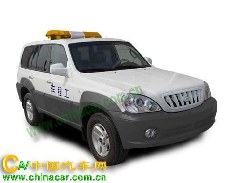 奥奔牌SDH5022XGC54型工程车图片1