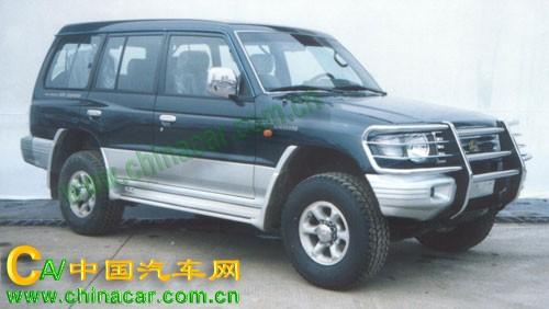 CFA2030D型猎豹牌轻型越野车图片1