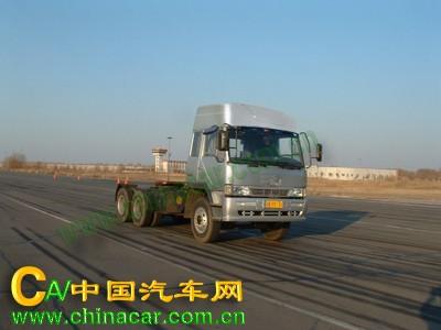 cal4237pk2t1c一汽凌河牌半挂牵引车图片 中国汽车网