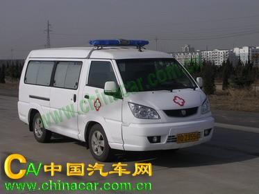 中誉牌ZYA5021XJH型救护车图片