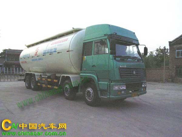 奥斯力牌LQZ5316GFL型粉粒物料运输车图片1