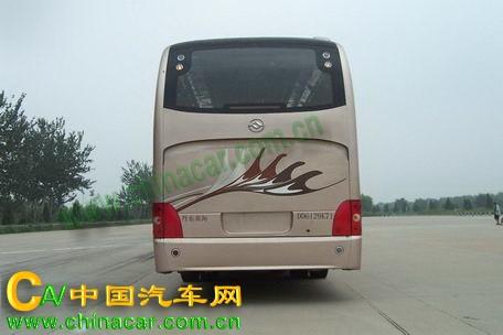黄海牌dd6129k71型客车图片